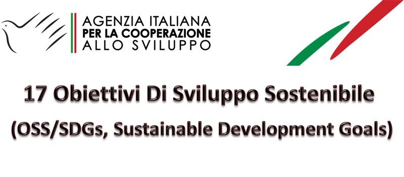obiettivi di sviluppo sostenibile (OSS/SDGs, Sustainable Development Goals)