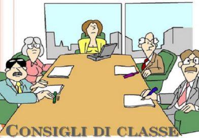 Convocazione consiglio di classe straordinario 1Bgr