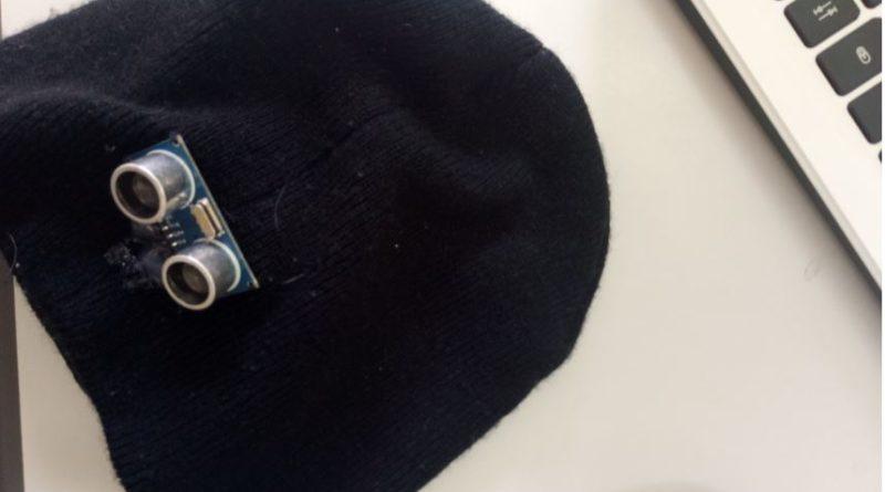 cappello ultrasuoni
