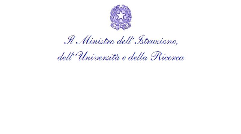 Lettera Ministro Fioramonti  – Settembre 2019