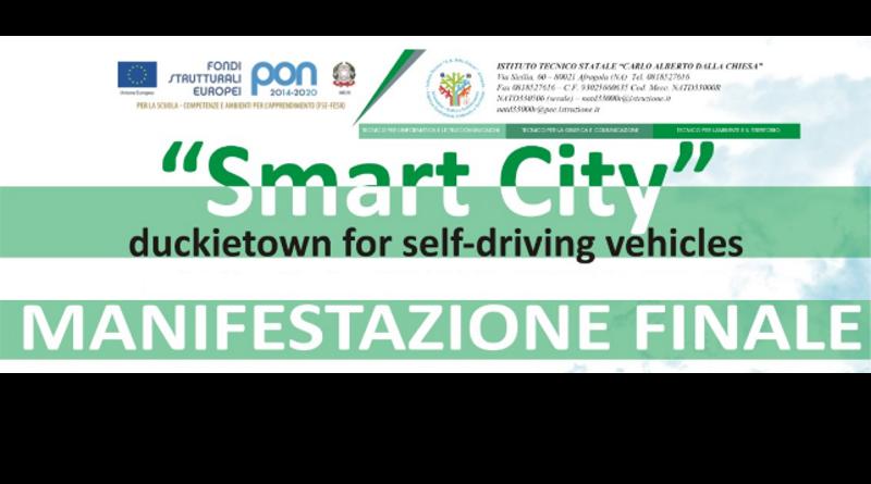 PON 10.6.6B-FSEPON-CA-2019-12 Smart City finale