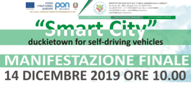PON 10.6.6B-FSEPON-CA-2019-12 Smart City manifesto finale