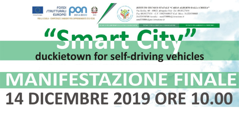 PON 10.6.6B-FSEPON-CA-2019-12 Smart City manifesto finale