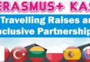 ERASMUS+ Trip – Comunicato di diffusione della mobilità in Italia dall'8  al 14 marzo 2020