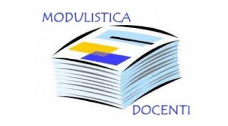 modulisticadocenti