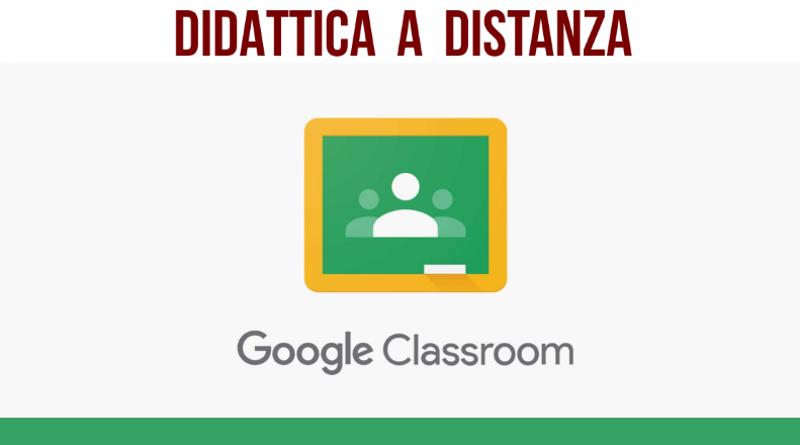 Organizzazione Didattica Digitale Integrata.