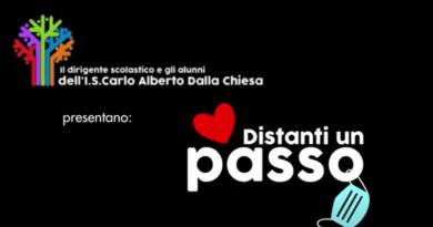 """<i>""""Distanti un passo""""</i>  – NanoTV  Live dall'Istituto Dalla Chiesa"""
