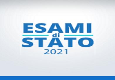Linee operative per lo svolgimento dell'esame di stato 2020/21